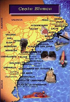 altea spanien